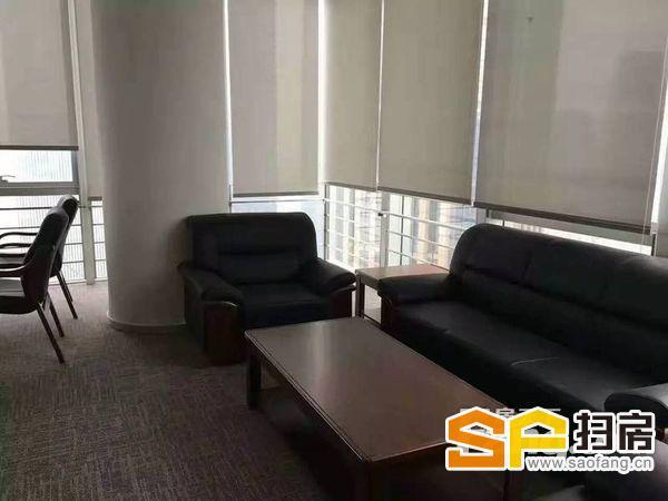 富力盈通大厦 国企总部 复式 两层 带装修 适合企业总部入驻办公