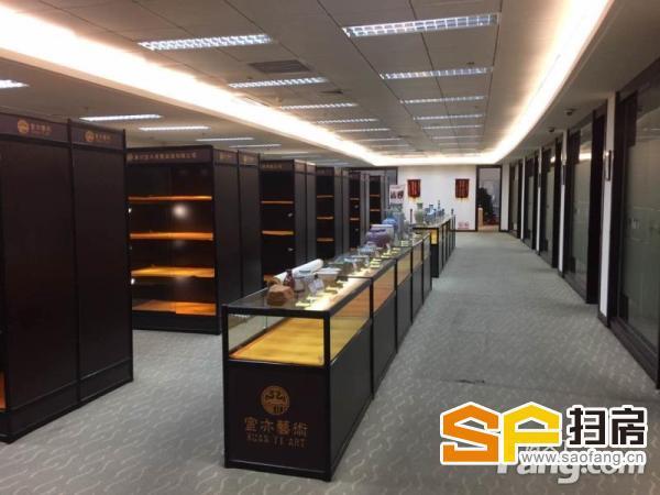 珠江新城 国企豪华装修 正对电梯口 适合证券金融业 扫房网