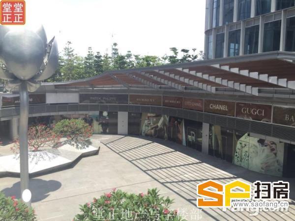 叁悦广场负一楼全新 延边 6月1号前入住送6个月免租