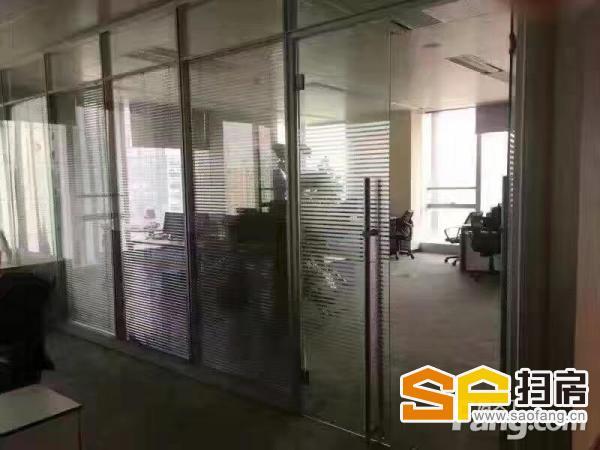 天河区 珠江新城 花城汇附近 350方精装修 即租即用