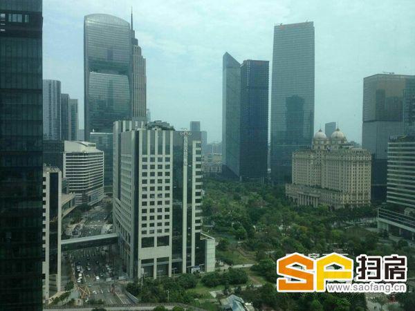 广州国际金融中心 性价比高的单元 珠江新城地标写字楼出租 扫房网
