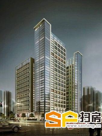 保利克洛维广场 即买即收租 适合小型公司 高层靓景 扫房网
