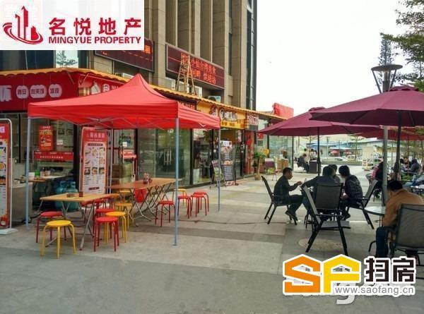 琶洲商业广场 临街地段 65平 出租