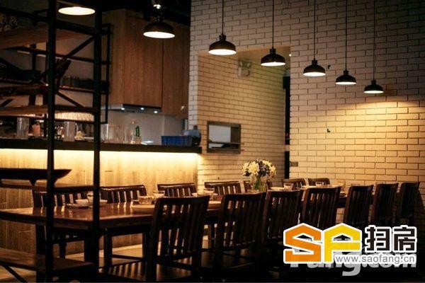 珠城中区兴盛路560方大面积餐饮铺,十字路口位带精装修