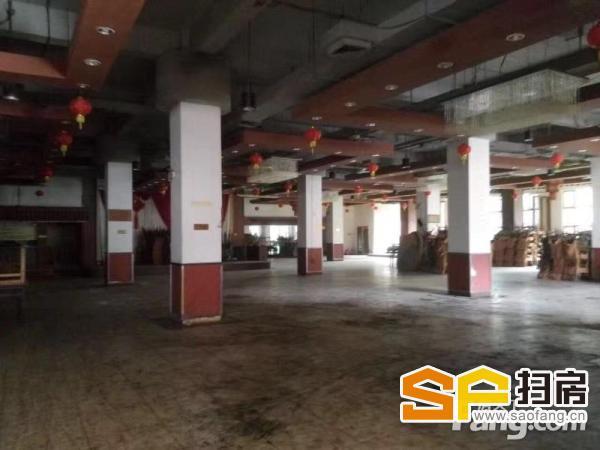 海珠客运站旁 独栋两层 门口就是公交车站 可做餐饮 扫房网
