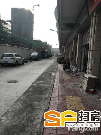 雄峰城 繁华地带 未来沃尔玛进驻点