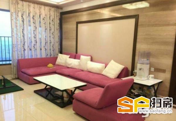 「岭南新」高层三房豪华装修带家私家里整租-整租