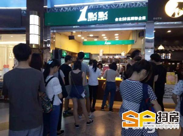 江南新地商业街 带租出售 日均人流十万人 繁华地段 一铺养三代