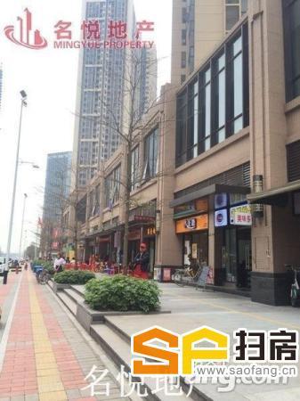 琶洲新村美食广场,出口出租30平 你值得拥有的好铺子! 扫房网