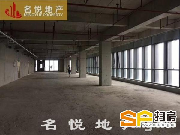 琶洲 万胜广场 写字楼 整租2000方 180度景观