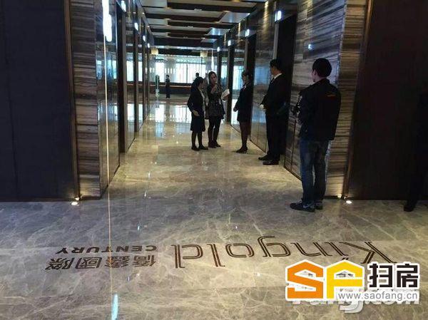 珠江新城写字楼侨鑫国际200平方临街 门面大气 消费