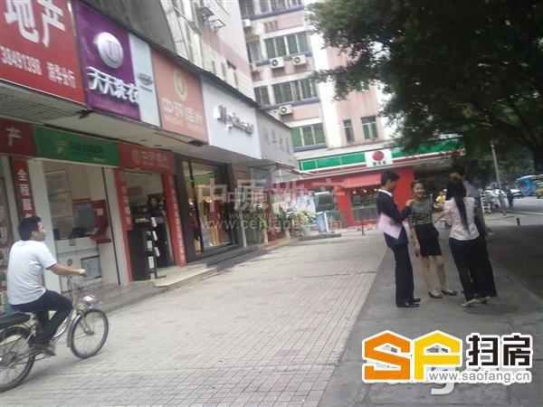 天河北临街店铺 实用 租金 超旺人气 机会难得 有意请速 扫房网