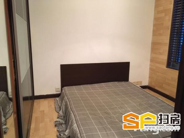 北京路华夏阁一房一厅家私家电齐精装修2500元-整租
