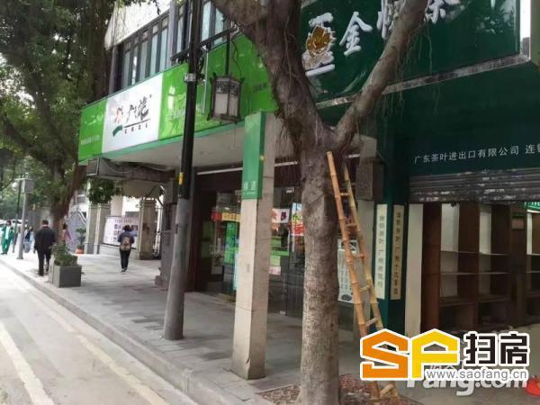龙津西路 老城区美食街出租30平 可做轻餐饮 奶茶店 人流旺!