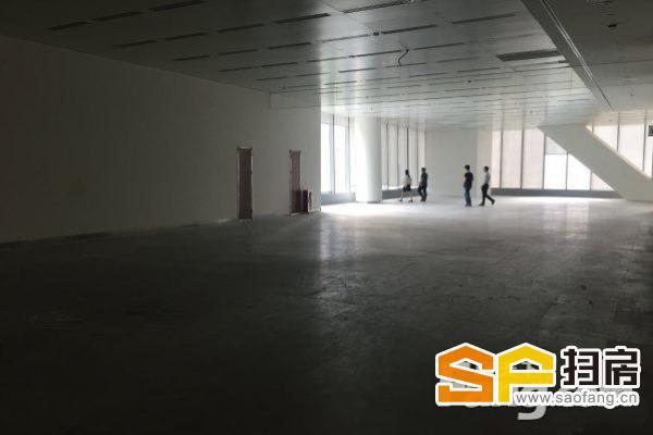 越秀金融大厦中区大面积 2064.53方租赁 繁华商圈 扫房网