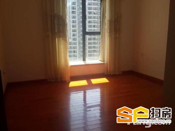 中信君庭 户型:3室2厅1厨2卫1阳台 正规 想不到的舒适-整租