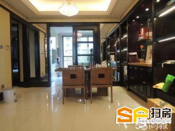 誉轩 星河湾五期 豪华装修 南北对流实用4房 业主搬家 低价放租-整租 扫房网