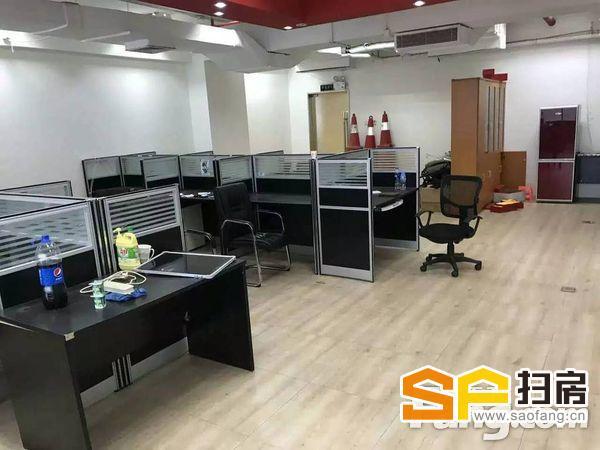 中洲交易中心 带装修间隔 价格便 即租即用 扫房网