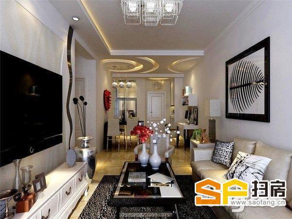 放租 嘉裕公馆 全新装修 配齐全新 欧式家具 采光充足 整租-整租 扫房网