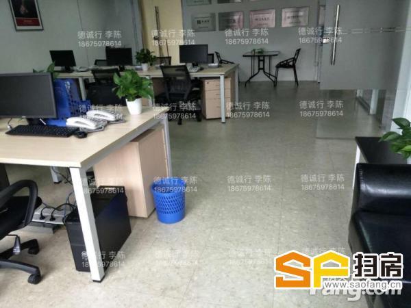 津滨腾越大厦 低价急转 方正实用带家具 扫房网