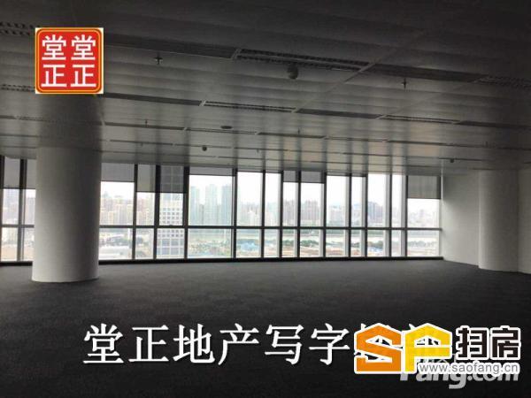 邦华环球 全新交楼带装修出租 北向望江俯视整个珠江新城 扫房网