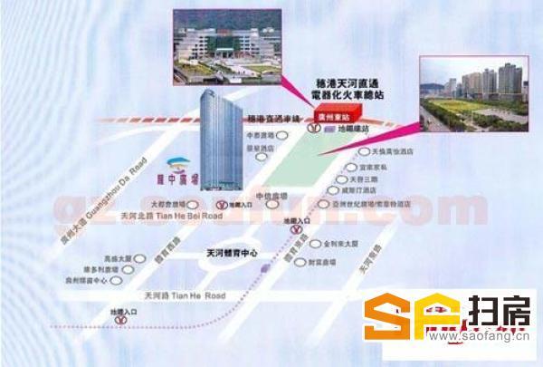 3号线林和西 耀中广场 1009方 带装修带家具