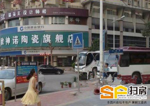 珠江新城╱临街超人气╱靓铺50方租金╱仅3万元╱业主急租。。。 扫房网