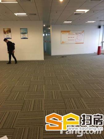 广州高德置地广场写字楼出租 面积666平带装修 交通好