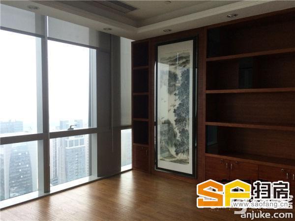 富力盈凯广场 超写字楼 高层望江600方带豪华装修