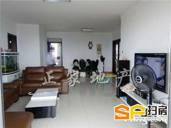 尚东峰景 豪装大5房出租 家电齐全 南北通透 通风采光一流-整租