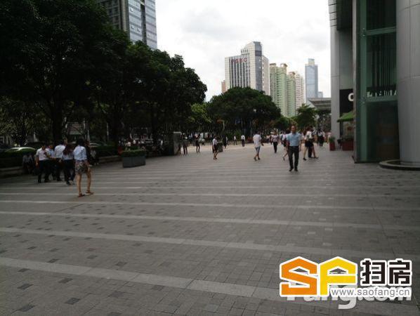 珠江新城一线街餐饮铺,1400