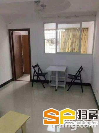 低楼层,全新装修,什么东西都有的两房一厅,欢迎咨询-整租
