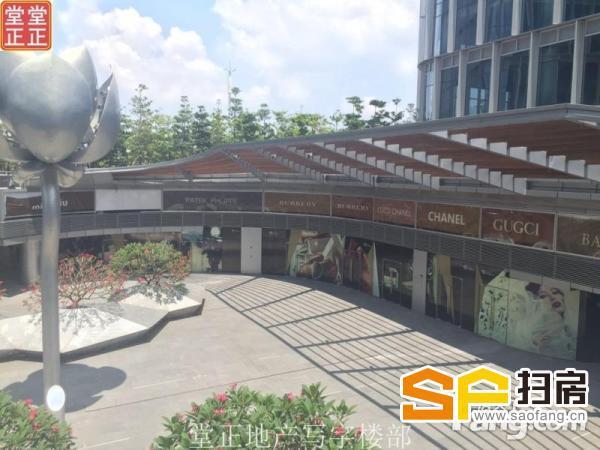 叁悦广场负一楼全新 一线 入住送6个月免租