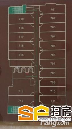 广州长隆出口 奥园精装修写字楼 格局方正 实用高 交通方便