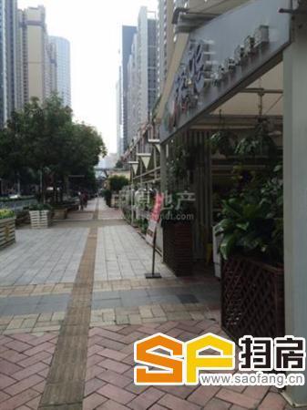 珠江新城东区大面积整体出租商业产权无顶手费
