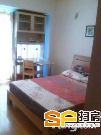 世纪绿洲精装两房,家私全齐,看房方便-整租