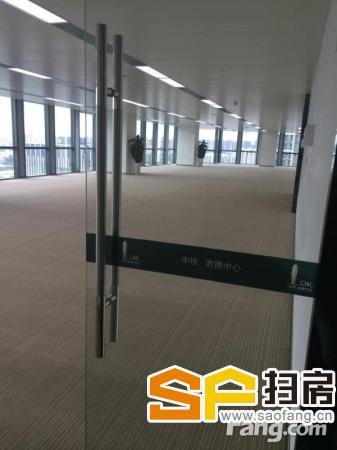 番禺万达广场纯写字楼整层放卖 1200方 单价2万一方即买即使用