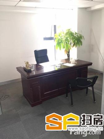 珠江新城 富力盈力大厦 超甲纯写 带装修 有间隔 自用好选择