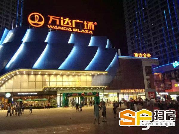 南沙万达广场金街 带租约月收1万8 临街餐饮产权