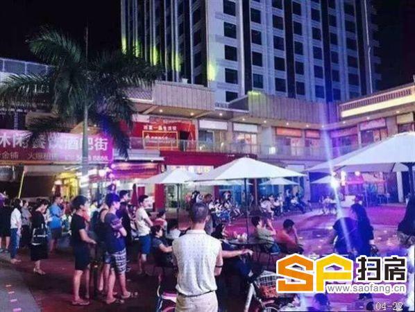 南沙万达广场 餐饮街铺急售 带租约6年,月实收租10000