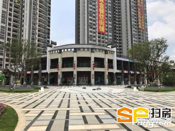 云山诗意大型社区配套位置,诚招超市,健身,酒楼