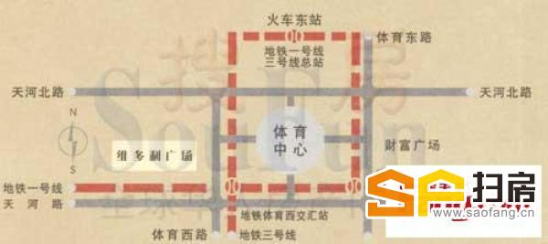 维多利广场 电梯口 南向有装可随进驻 单价110