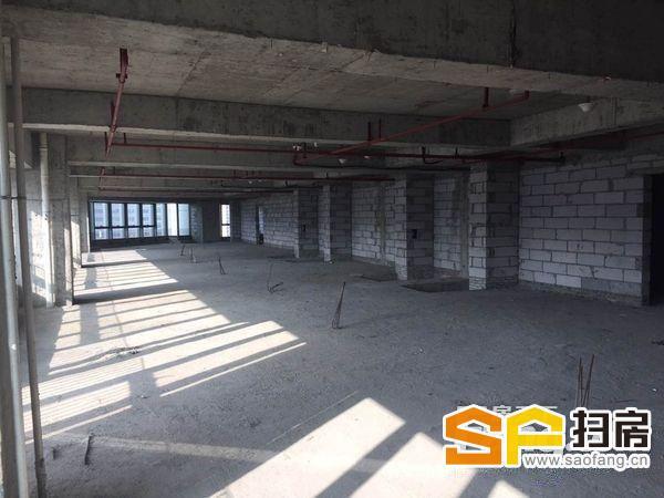 珠江新城口整层写字楼 买来做总部再好不过了 一手税费 扫房网