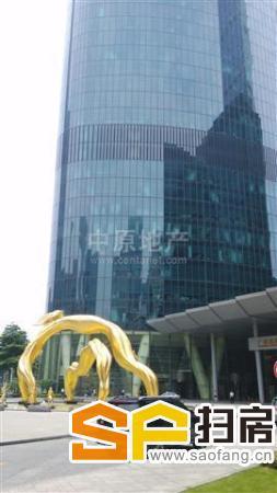 广州国际金融大厦银行铺出租