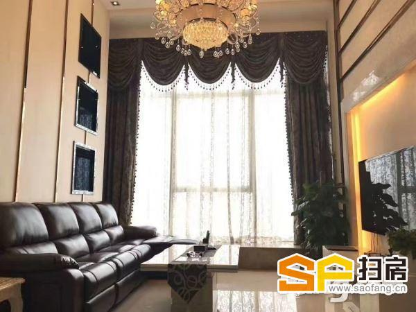 北京路金润铂宫高层三房一厅东南向105方仅售365万