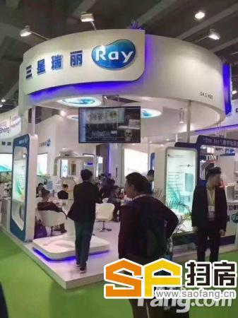 华南医博城 全国三大医疗设备研究批发商业体 政府斥资