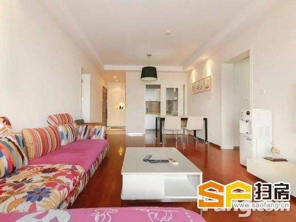 保利中环豪华三房 进口家私 环境优美安静 带空中花园 生活超方便-整租