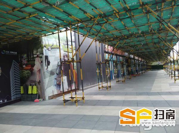 天河智慧城商圈 近 一线临街餐饮街铺 可 品牌开发商 扫房网