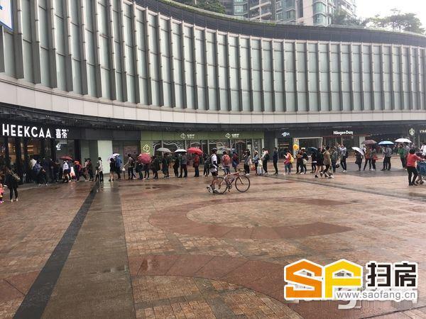喜茶 西城都荟 业主帮忙拍照 带租25000 人气铺位不是时时有 抓紧