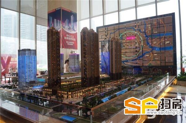 金融高新区,万达广场,50平45万一间